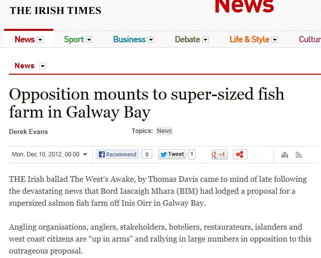 Irish Times supersize