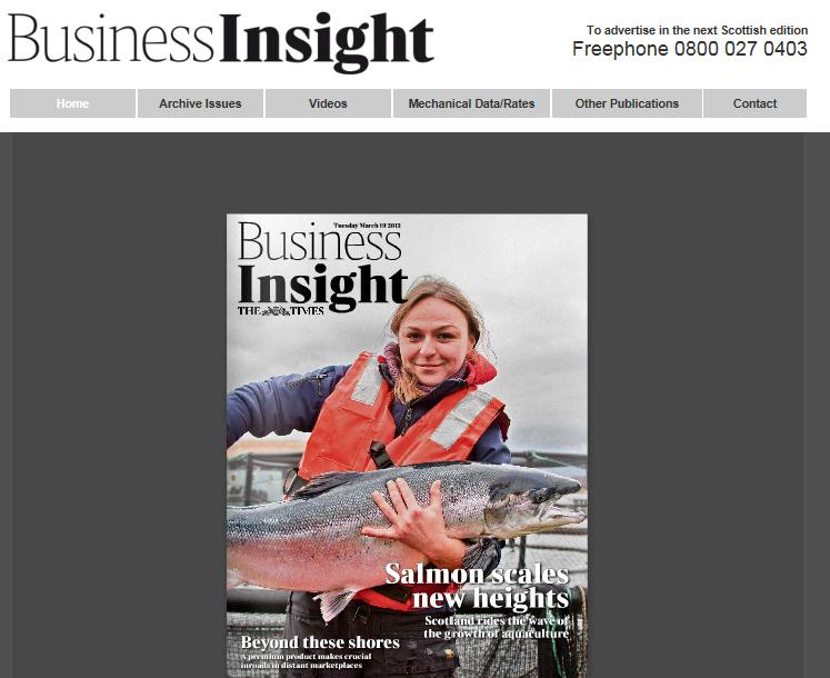 Times Insight Scottish salmon #8