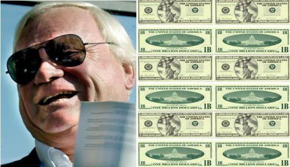 Fredriksen billions