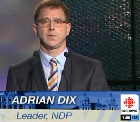 Adrian DIx CBC