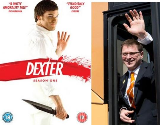 Dexter as Dix #2