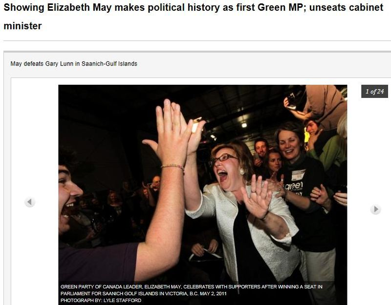 Greens elizabeth may