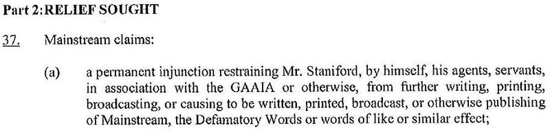 Injunction #1