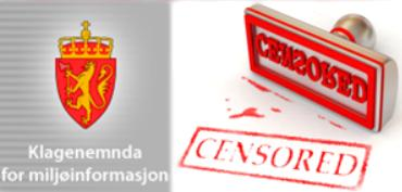 Censored #4 Norwegian Government