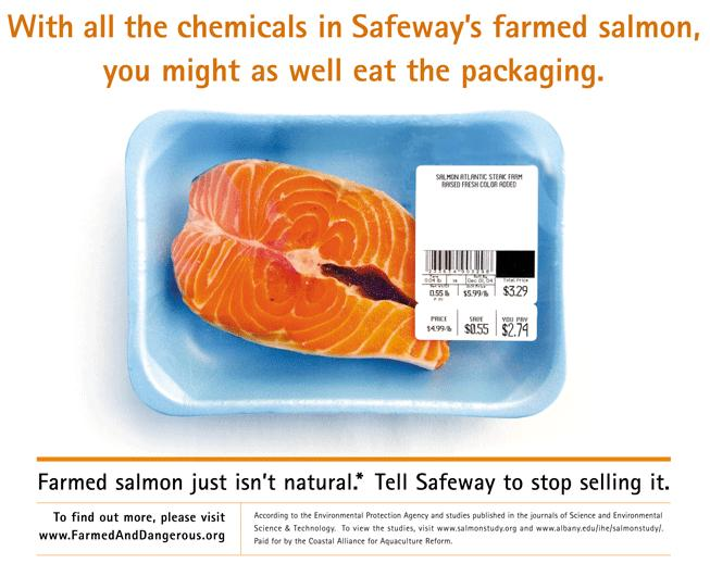 Defamatory Words #17 Safeway ad