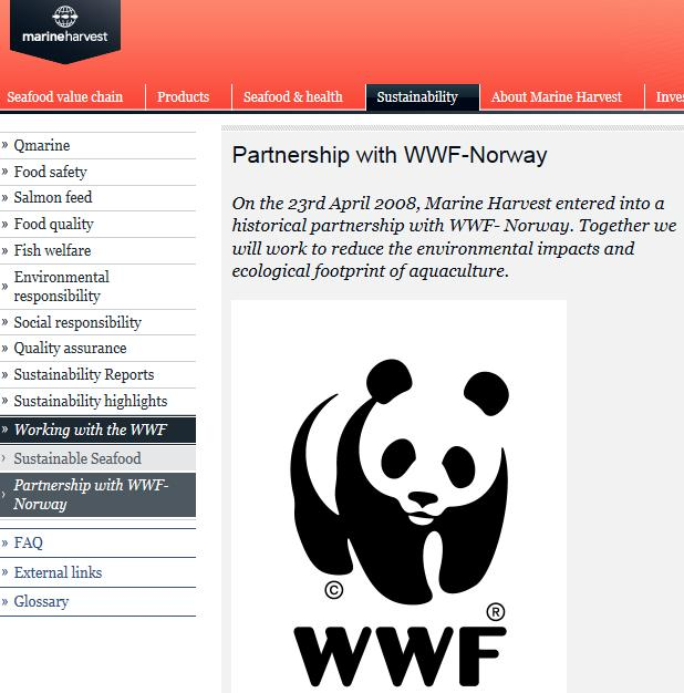 WWF MH partnership
