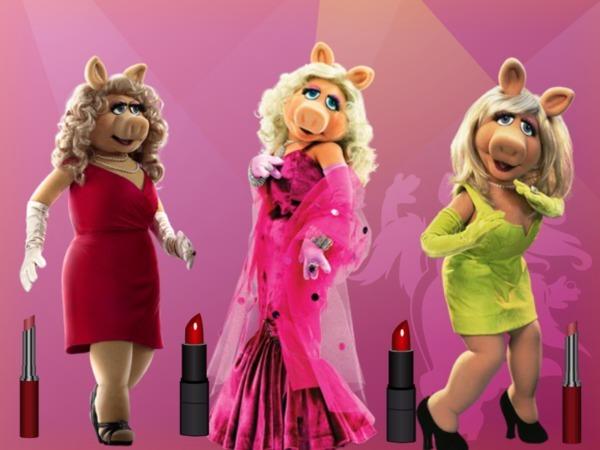 Lipstick on a pig #11 Miss Piggy