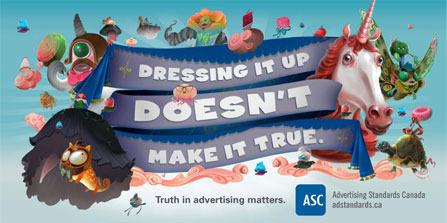 ASC Dressing it up doesn't make it true