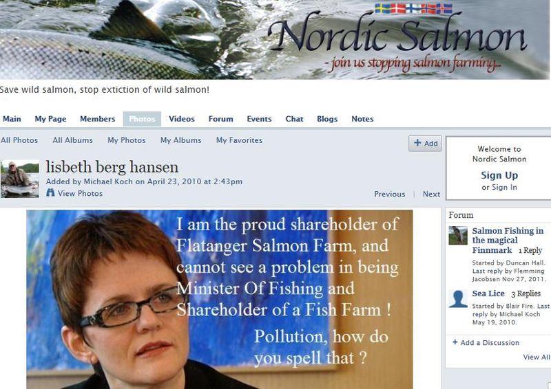 Lisbeth Nordic salmon