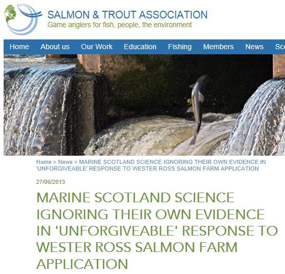 S&TA Loch Kanaird MSS unforgivable PR 27 June 2013 #1