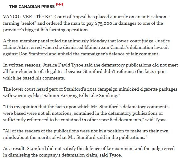 Appeal Judgment #8 Huffington Post #2