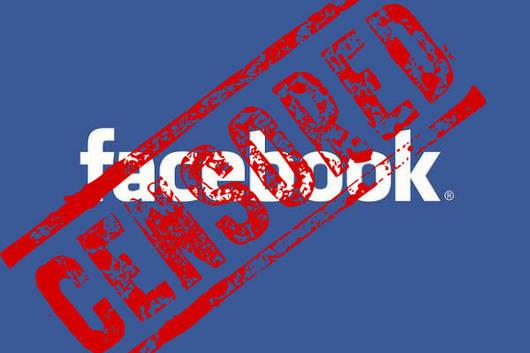 Censored #3 Facebook