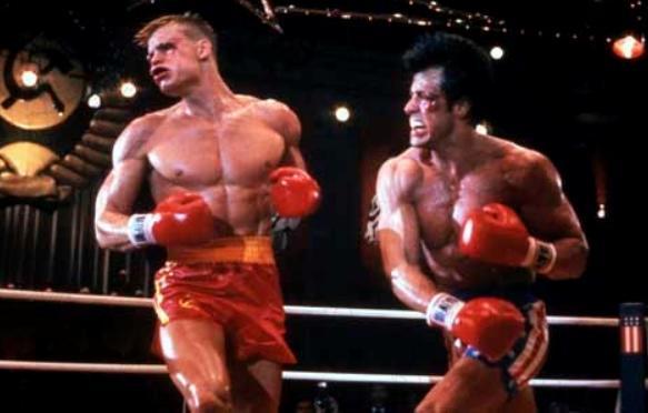 Rocky Drago 2