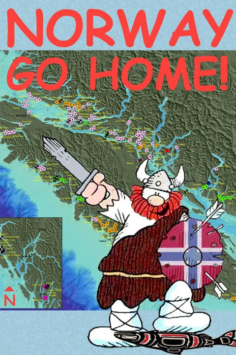 Norway Go Home