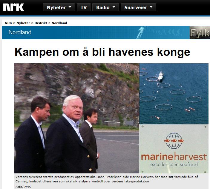 MH cermaq NRK battle king of seas