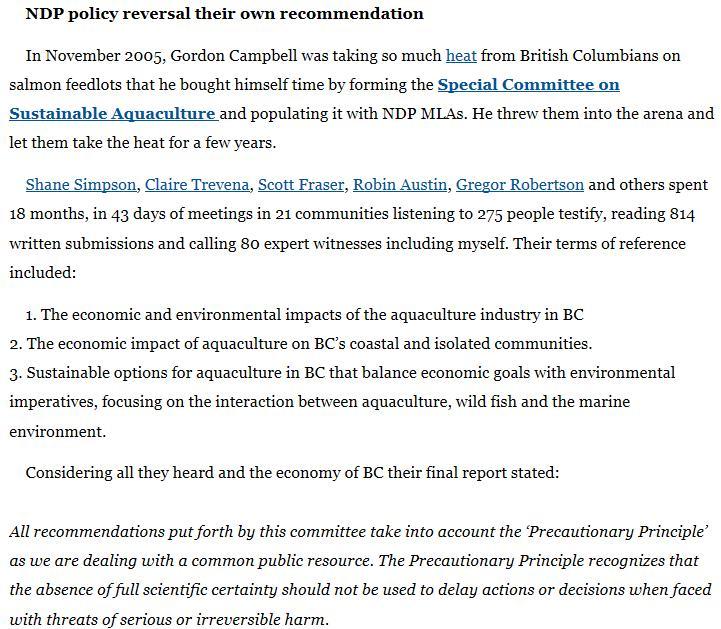 NDP policy reversal #1