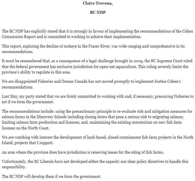 NDP claire trevena CR Mirror #2