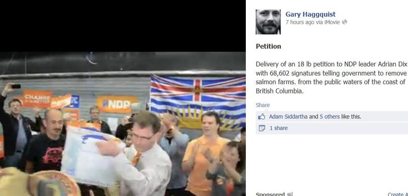 Adrian Dix petition