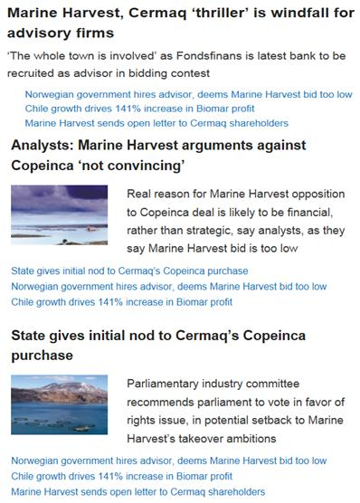 MH Cermaq Undercurrent News #2