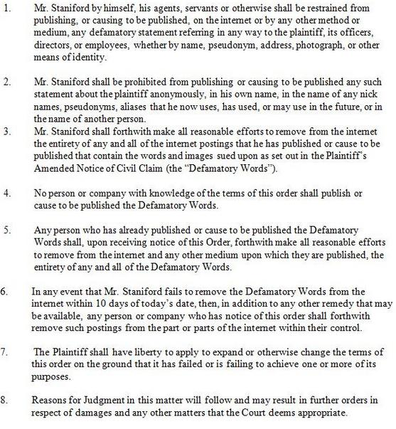 Injunction #3