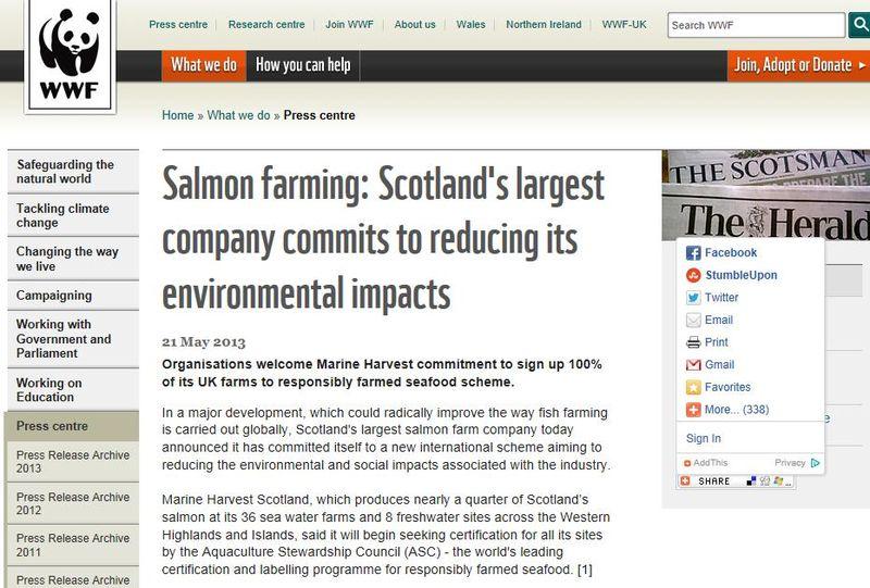 WWF Scotland MH pr