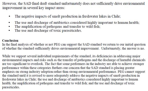 WWF opposed Pew Comments #2