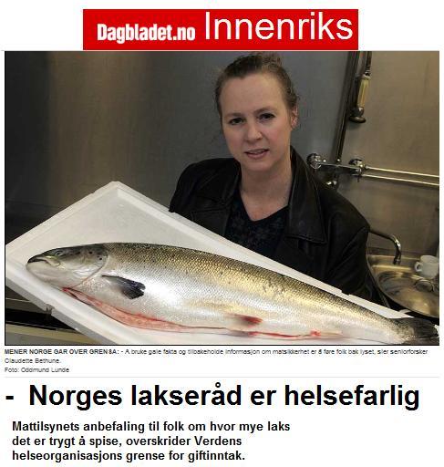 Cadmium Claudette Dagbladet