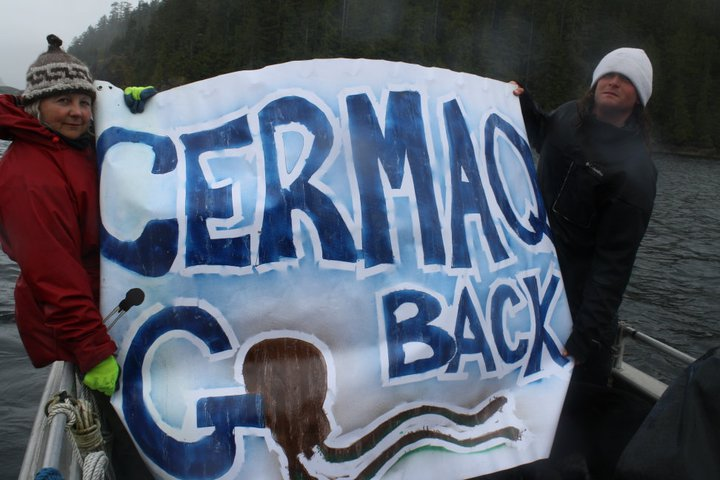 Cermaq Go Back in May 2011