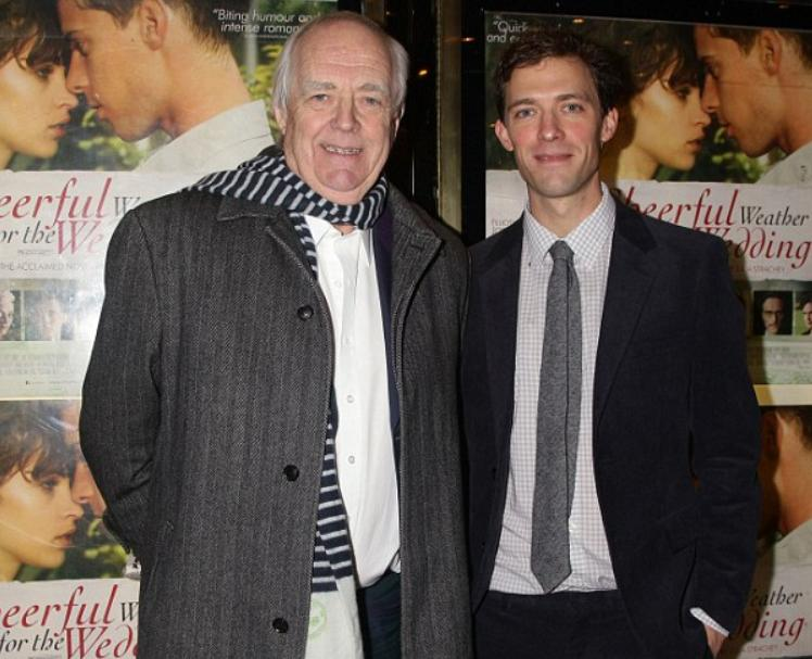 Tim Rice with Donald