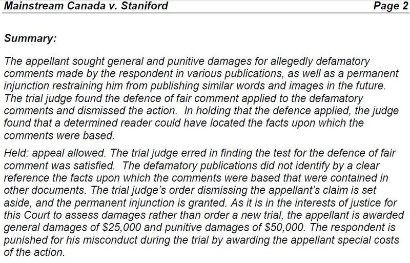 Appeal Judgment #1