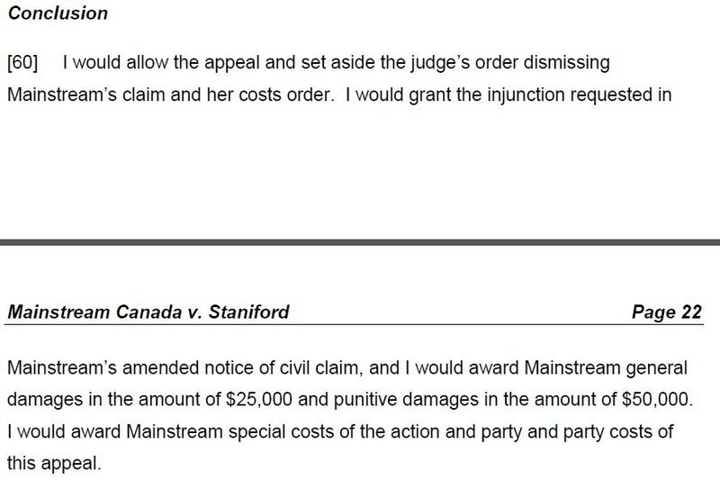 Appeal Judgment #2