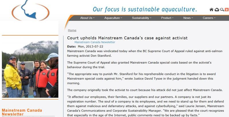Appeal Judgment #4 Mainstream PR