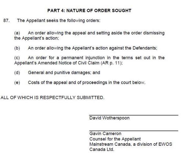 Injunction #4