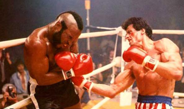 Rocky undercut