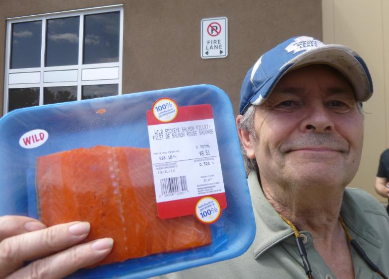 Walmart photo #14 Chris wild smiling