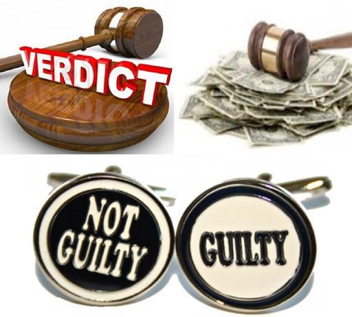 Verdict money