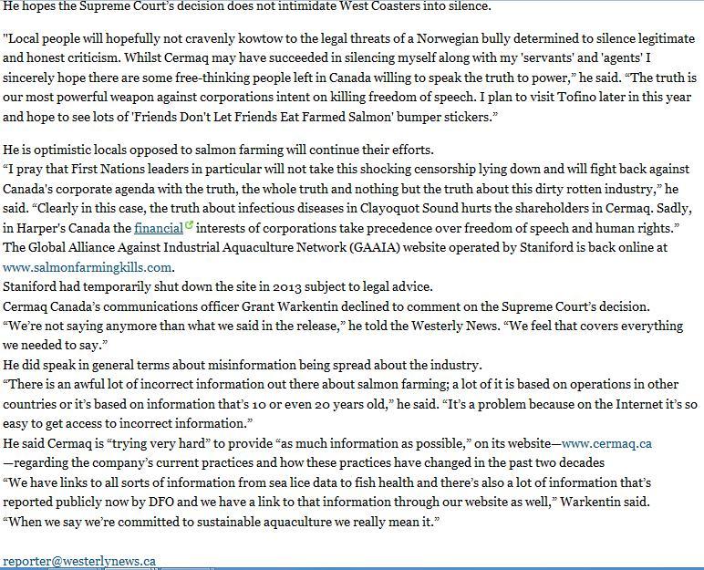 Westerly News 19 Feb 2014 #3