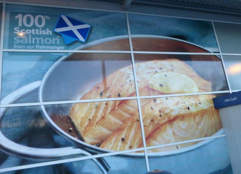 Tesco 100% Scottish Inverness Inches 20 March 2014