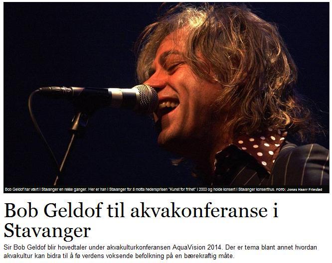 Geldof Aftenbladet #1