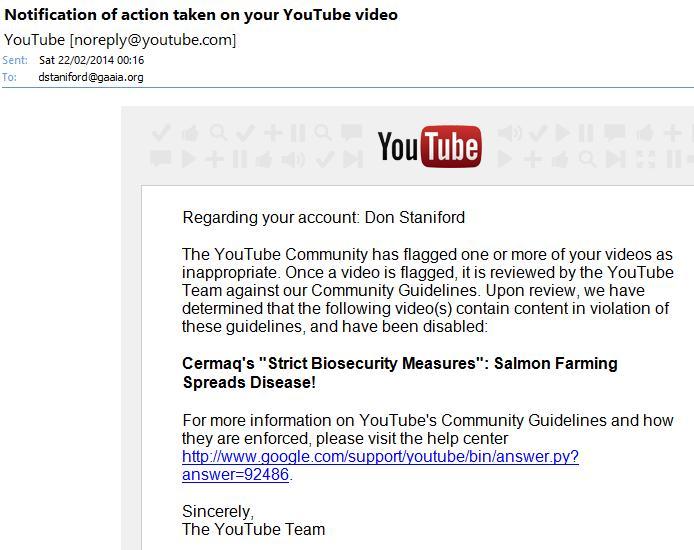 You Tube censored #5