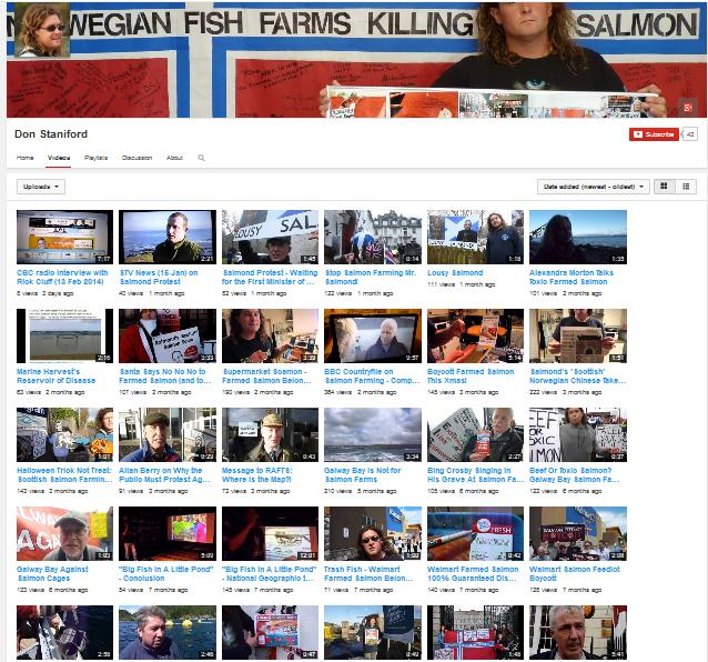 You Tube censored Don channel