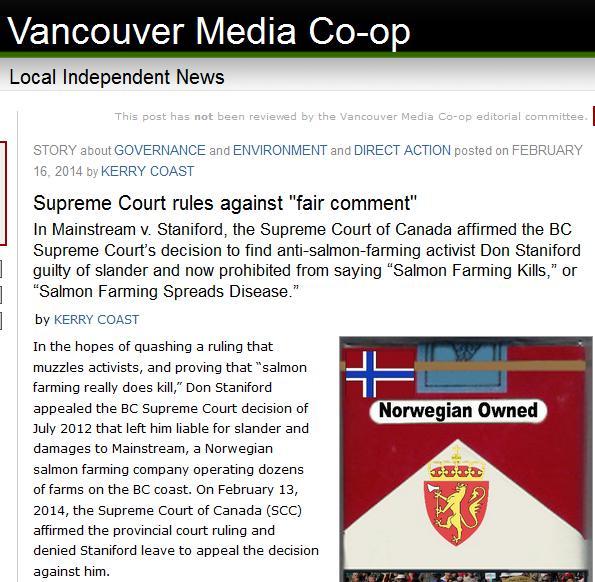 Vancouver Media Coop 16 Feb #1