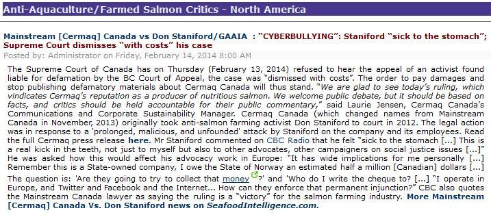 Seafood Intelligence 14 2014