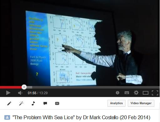 Costello Feb 2014 talk You tube