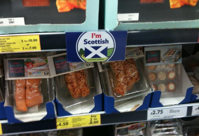 John Robins photos Tesco 22 March 2014 low res I'm Scottish
