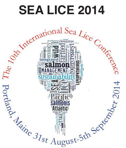 Sea Lice 2014 logo