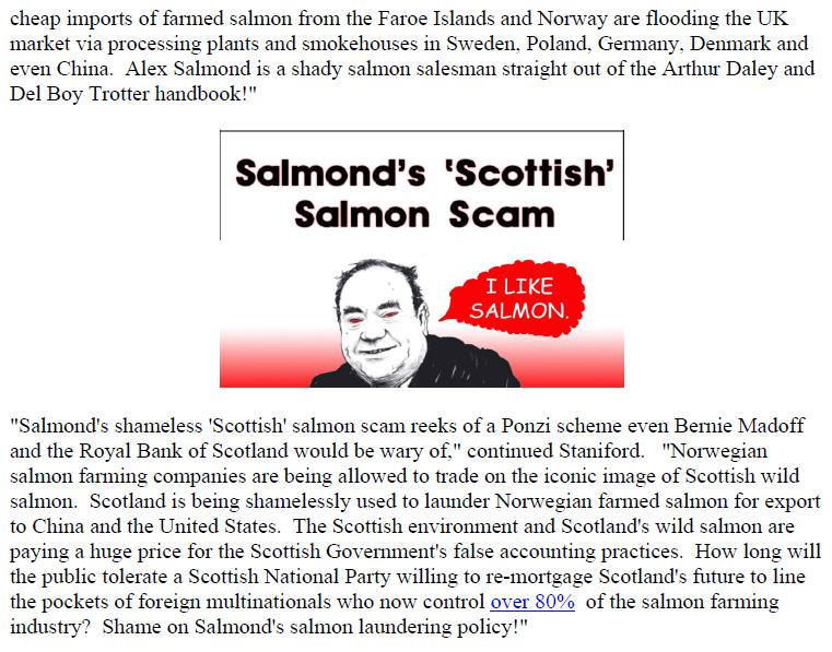 Salmon Swap PR & Media Backgrounder 7 September 2014 graphic #3