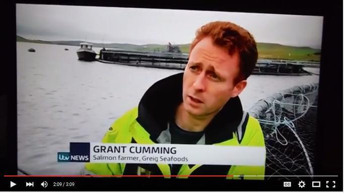 ITV News You Tube #8 Grant Cumming