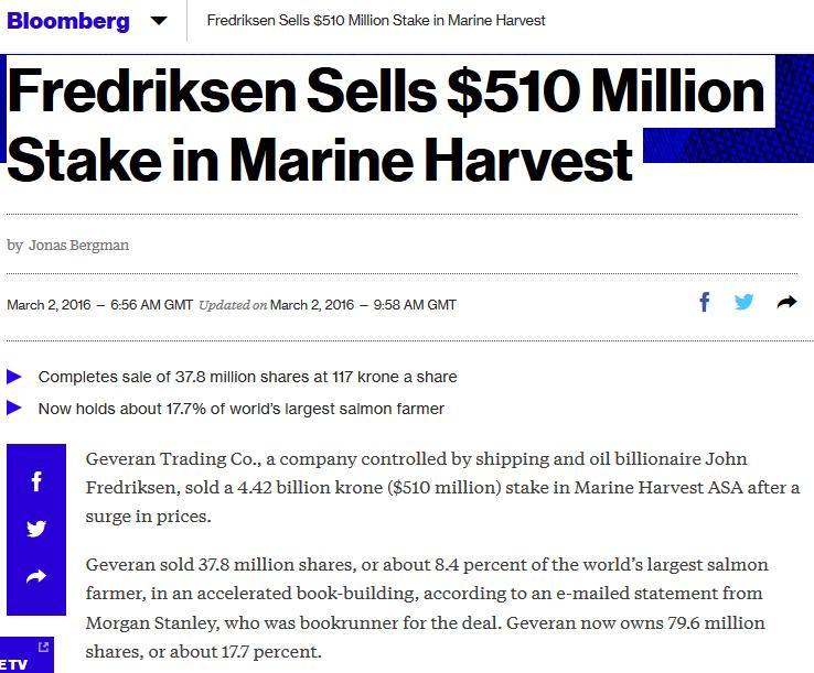 MH sues Fredriksen Bloomberg