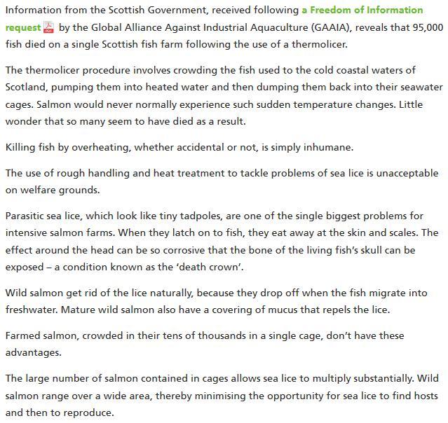 CIWF statement 7 Nov 2016 #2